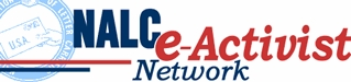 Join the NALC e-Activist Network